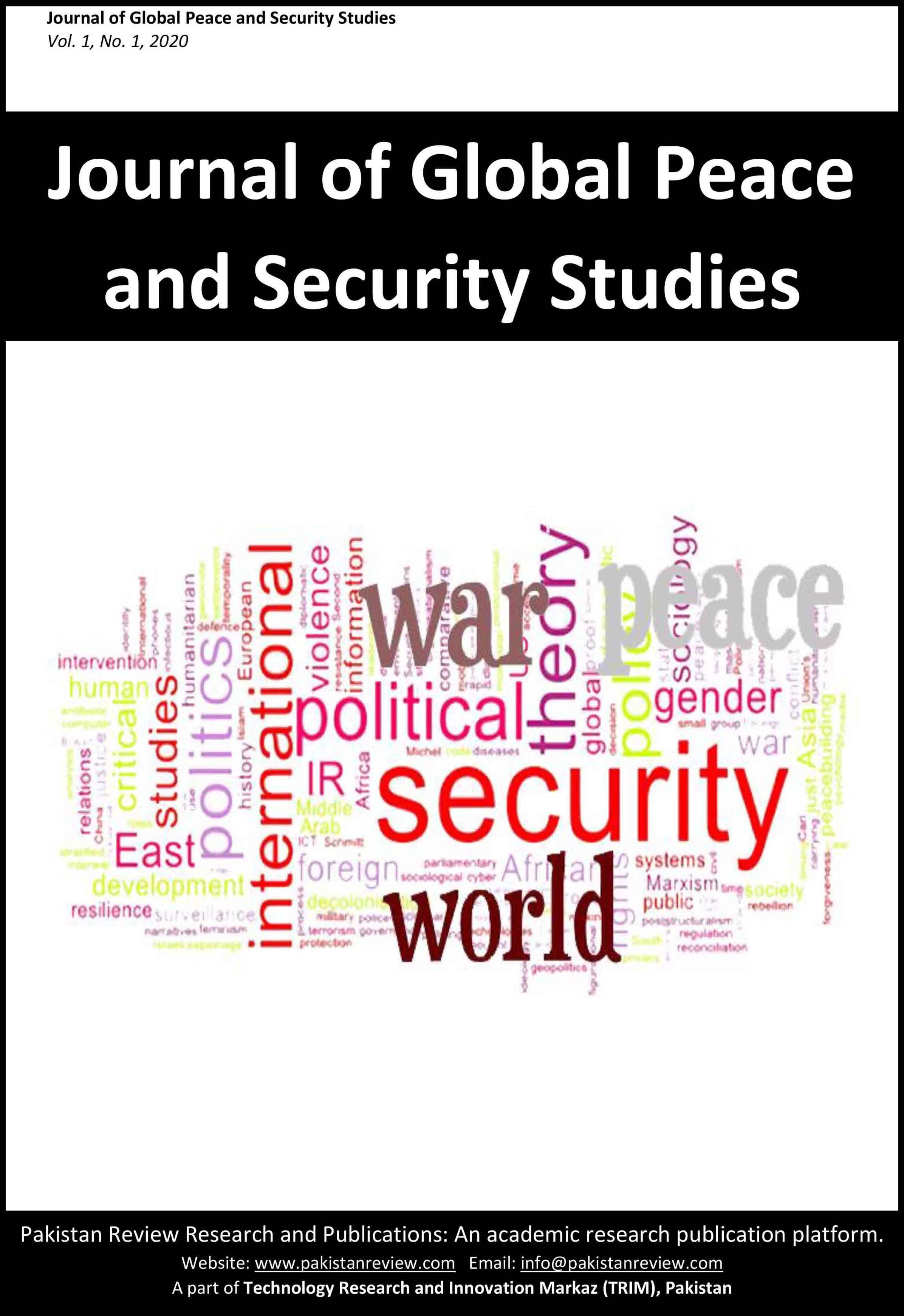 South Asian Security Journal (SASJ)